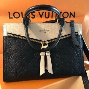 Louis Vuitton Sully PM Monogram Empriente Bag